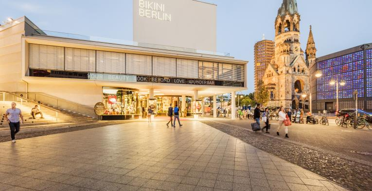Bikini Shopping Mall Berlin