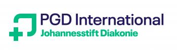 Logo PGD International Johanesstift Diakonie