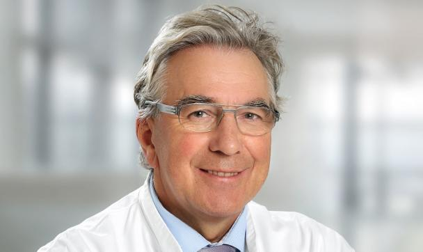 профессор Михаэль Унч