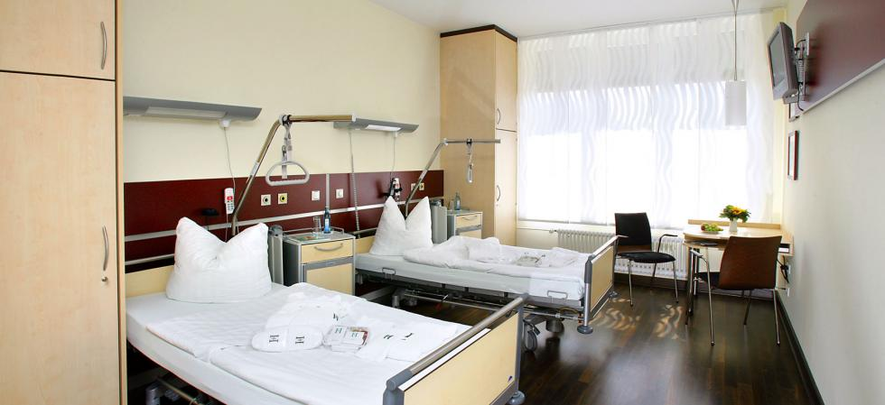 HELIOS Klinikum Berlin-Buch, room private hospital