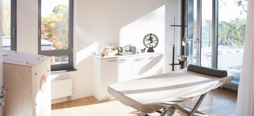 Immanuel Medizin Zehlendorf, treatment room natural healing