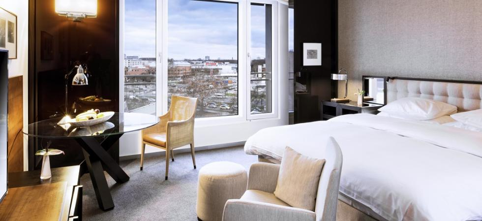 Grand Hyatt berlin Standardzimmer
