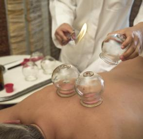 Immanuel Hospital Berlin (Wannsee) Natural healing cupping
